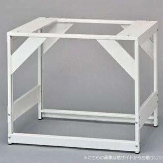 美品 乾太くん用 専用台 (低) リンナイ ガス衣類乾燥機用 台