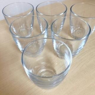 (新品)pasadahce Aqua6 海外製 ガラスコップ6セット②