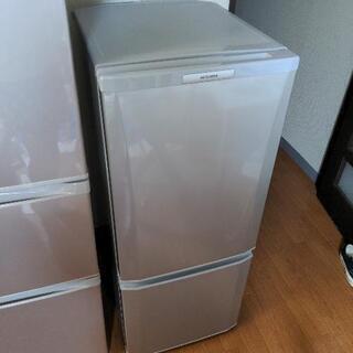 三菱 ノンフロン冷凍冷蔵庫 146L  2ドア