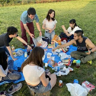 International picnic @ Inokashir...