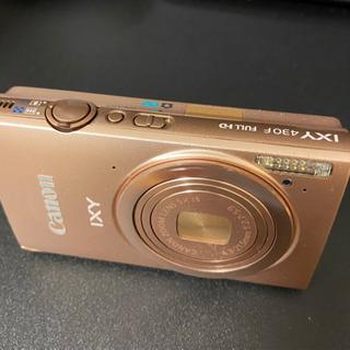 デジカメ Canon IXY 430F ゴールド