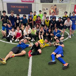 サッカーしたい人(^O^)/