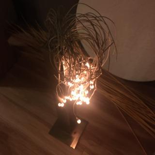 幻想的なフロアスタンド照明