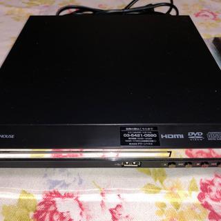 GH-DVP1C-BK グリーンハウス DVDプレーヤー …