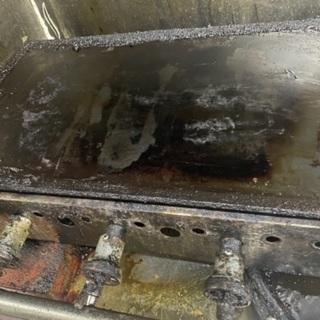 無料 グリラー 焼き台 鉄板焼き(都市ガス)