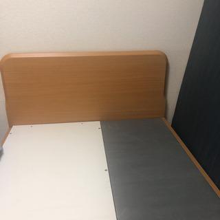 ニトリのベッドandベッドマットレス