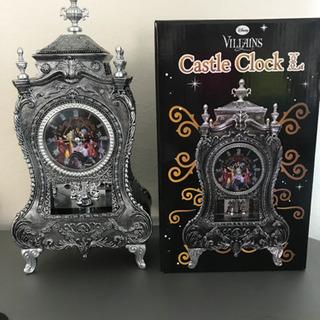 置き時計 インテリア 可愛い シルバーXブラック未使用品
