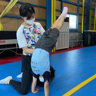 夏の短期体操教室『募集中 』