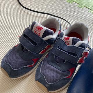 【今月限定1000円!!】NB16.5 長靴17