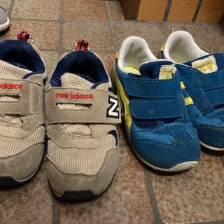 【今月限定600円!!】こども靴 16cm、16.5cm