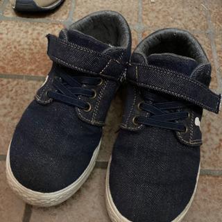 Leeこども靴 18cm