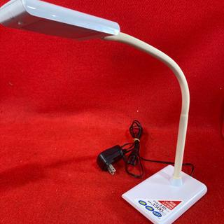 オーム電機 LEDデスクランプ ODS-LS16-W