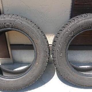 スタッドレスタイヤ 2本セット