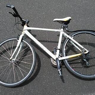 (ジャンク品) ジャイアント クロスバイク FCR3100
