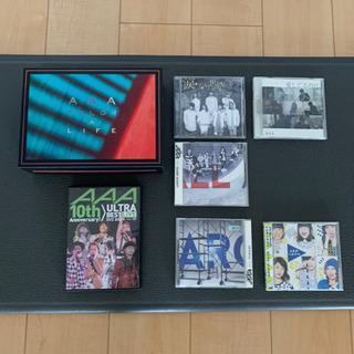 AAA CDとDVD! リトルグリのCD1枚です❗️