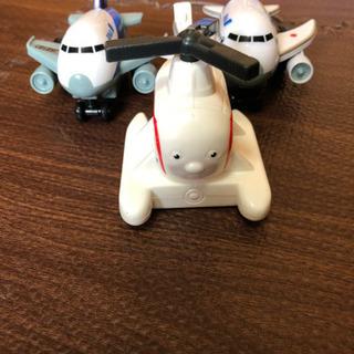 ミニチュア 飛行機セット