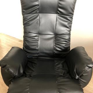 ニトリ 回転式ひじつき座椅子