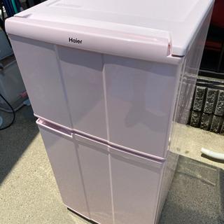 激安‼️洗浄クリーニング済み‼️ハイアール冷蔵庫 98L 2010年 - 売ります・あげます