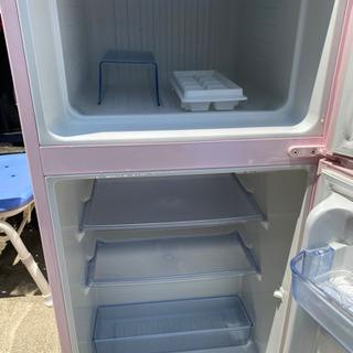 激安‼️洗浄クリーニング済み‼️ハイアール冷蔵庫 98L 2010年 − 愛知県