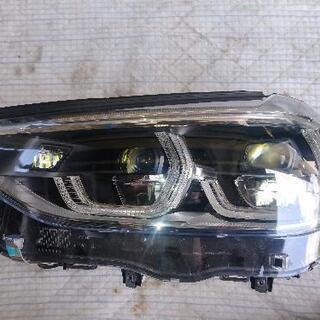 BMW X3 左ヘッドライト 初年度2019年12月 純正 中古