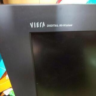 ジャンク  パナソニック   VIERA26型テレビ