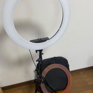 リングライト 58cm
