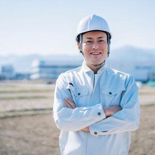 【富山市南部】日勤で月収20万以上/正社員を目指せる/砂をふるう...