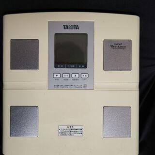 タニタ TANITA BC-705 体組成計 体重計
