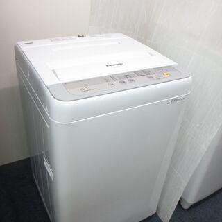 2017年製 Panasonic 全自動電気洗濯機 5.0…