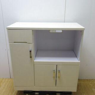 【ネット決済・配送可】jtp-0497 キッチンボード ホワイト...