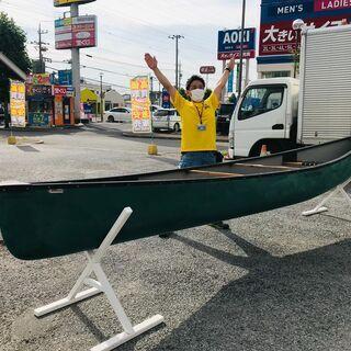 商談中/We・no・nah canoe Adirondack ウ...