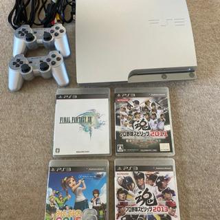 【ネット決済】PS3本体&ソフト4本セット