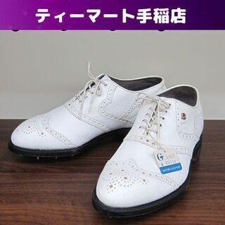 フットジョイ ゴルフシューズ 51409 レトロ classic...