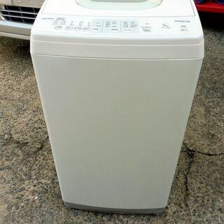商談中となりました。日立 全自動洗濯機 NW-T500KX 5k...
