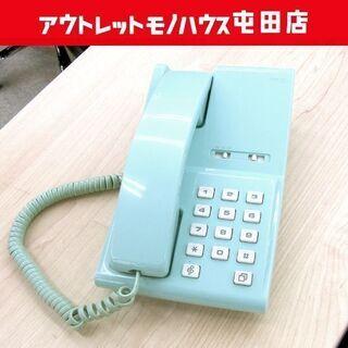 クローバーホンme 日本電信電話㈱ 昭和レトロ電話機 1987年...