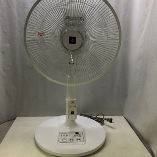 SHARP プラズマクラスター扇風機 PJ-F3AS-W 美品