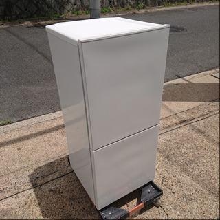 #KR106 ツインバード 霜取り不要 2ドア冷凍冷蔵庫 HR-...