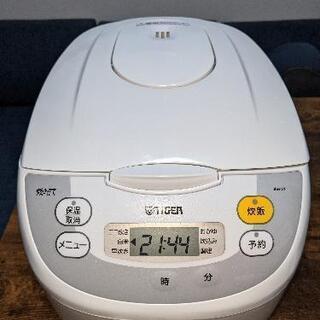 【ネット決済】タイガー 炊飯器 1升/10合炊き JBH-G1