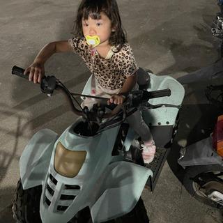 中華バギーバイク50c「不動