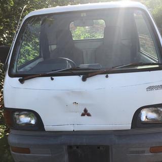 ◆三菱軽トラック◆エアコン無◆四駆◆マニアル車◆5速◆