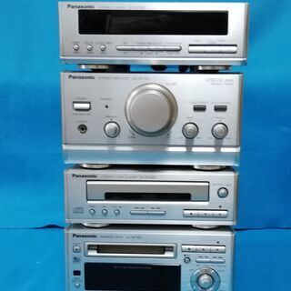 Panasonic システムコンポ SC-HD7MD