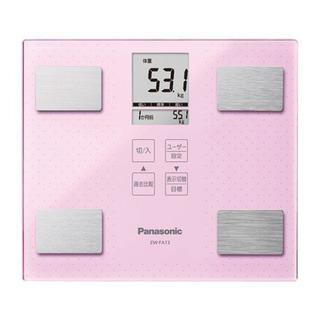 【ネット決済】Panasonic 体組成計 EW-FA13 M