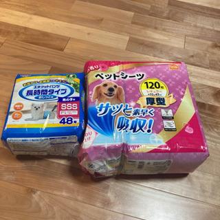【ネット決済】ペットシート エチケットパンツ男の子用 セット