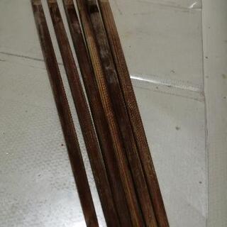 木製箸 3膳