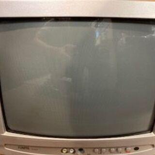 ブラウン管テレビ フナイ製