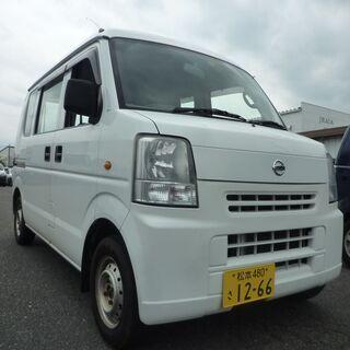 (ID3438)軽バン専門店在庫50台 23万円 日産 N…