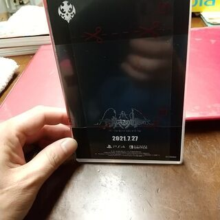 """【ネット決済・配送可】ポストカード""""新すばらしきこの世界""""限定品!"""