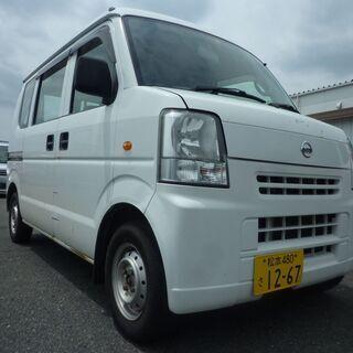 (ID3439)軽バン専門店在庫50台 23万円 日産 NV10...