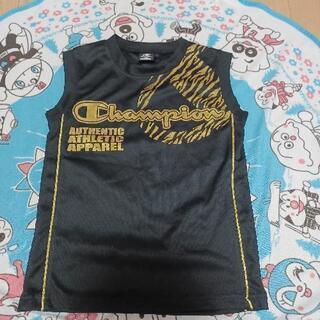 チャンピオン タンクトップTシャツ‼️130cm