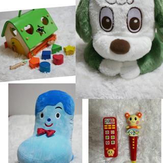 セット売り おもちゃ 7月30日まで。